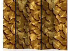 Paraván - Golden Leaves II [Room Dividers]